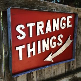 Strange Things – $275.00