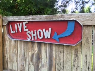 Live Show – $225.00