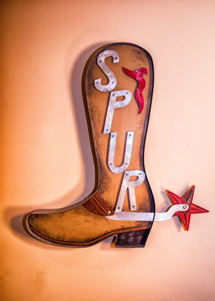"""Spur"" – $425.00"