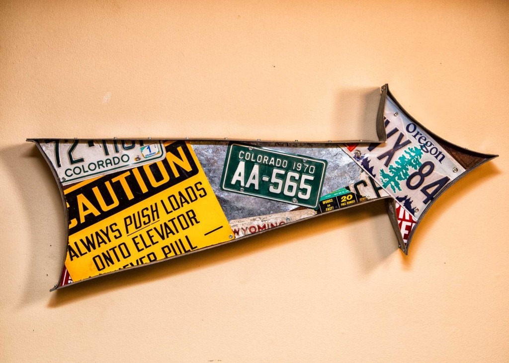 Medium Arrow – $275.00