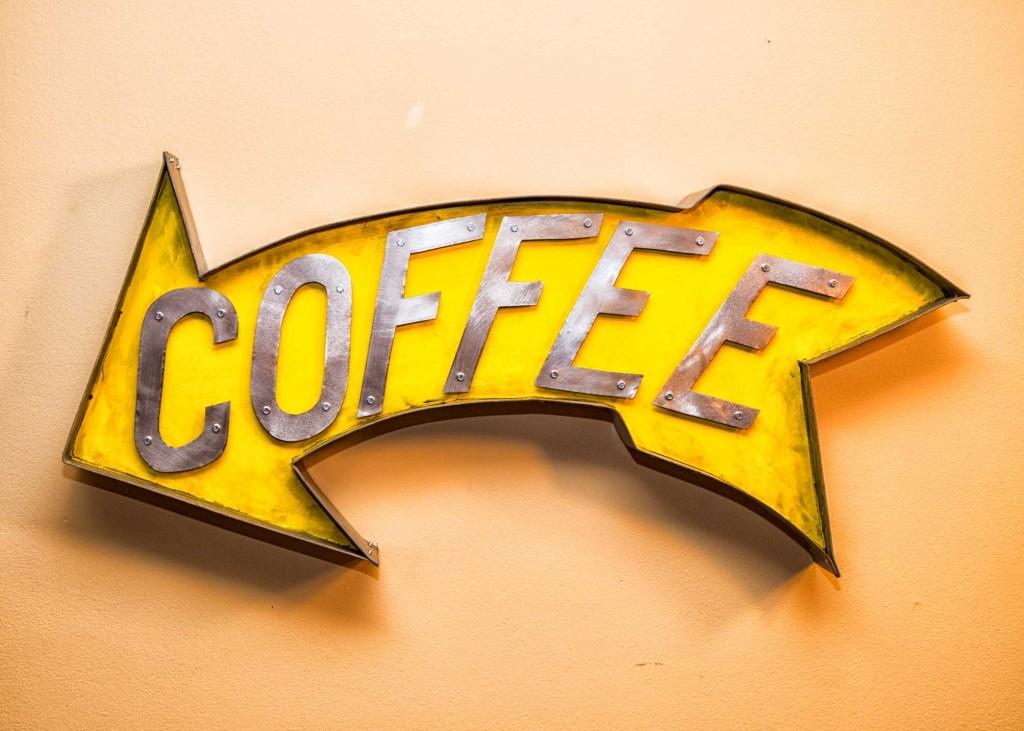Coffee Arrow – $325.00