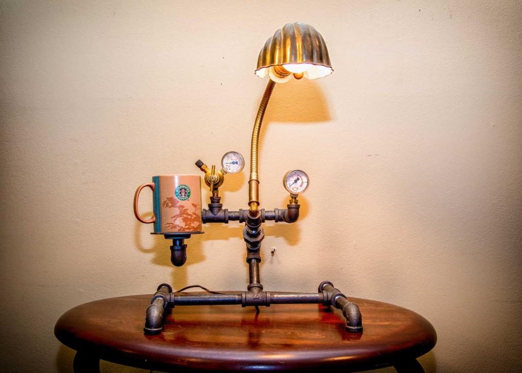 Desk Lamp – $375.00