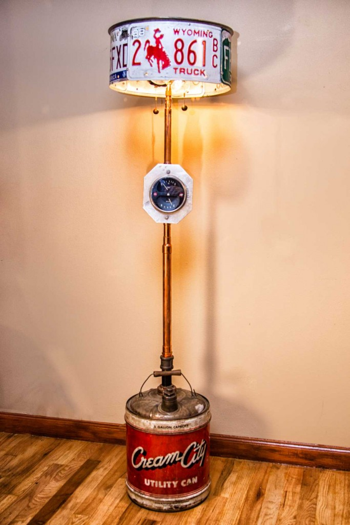 Floor Lamp – $325.00